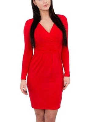 82a29abd20 Sukienka nie tylko pod żakiet roz.40 - 6988776276 - oficjalne ...