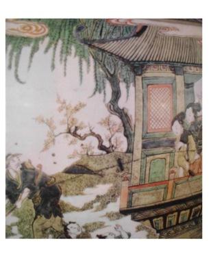 Altchinesisches Porzellan 12 таблиц с описаниями