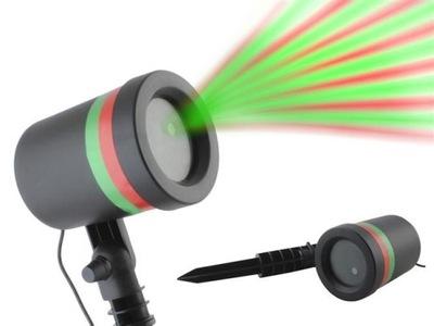 Laserový projektor, laser star sprcha projektor NEPREMOKAVÉ IP44