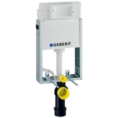 Montážny rám pre závesné WC - Geberit Kombifix Základná DELTA pre WC 110.100.00.1