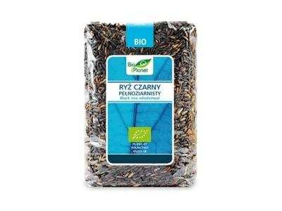 Рис Черный Цельнозерновой 1 кг - био Planet эко