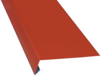 Алюминиевый пояс карниз podrynnowy 20см x 2mb