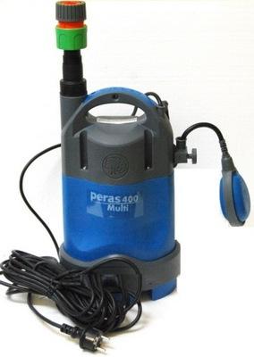 Bazénové čerpadlo, filter - PERAS 400 3 v 1 HD ponorné čerpadlo