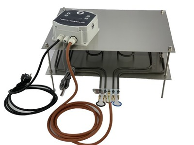ИСКУССТВ Управление коптильня конт +2 ,5квт+дефлектор
