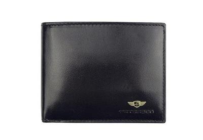 38695573c0a62 Zasuwany portfel męski skórzany Pierre Cardin 7710044422 - Allegro.pl