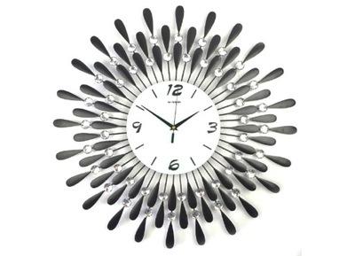 БОЛЬШОЙ современный металлический Красивый часы 1301