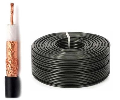 POLSKI Kabel Koncentryczny EKH155 H155 NA METRY