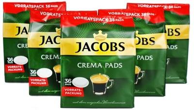 кофе для SENSEO ДЖЕЙКОБС Kronung Crema 5x36 pads