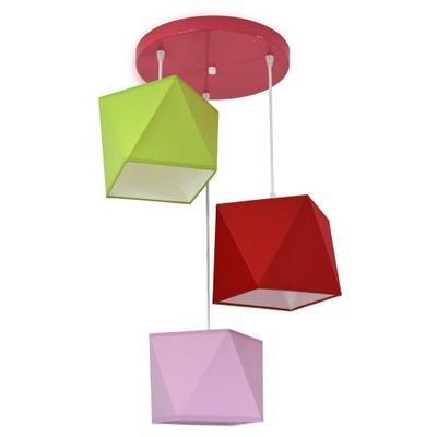Потолочный светильник люстра детский плафон LED 299E3