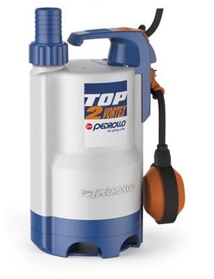 Bazénové čerpadlo, filter - TOP 2 čerpadlo VORTEX s plavákom PEDROLLO