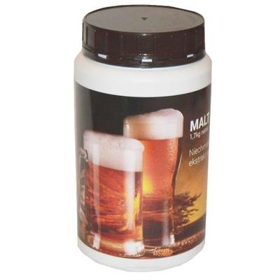 солод экстракт жидкий 1 ,7кг на 23l пива 100 % солод