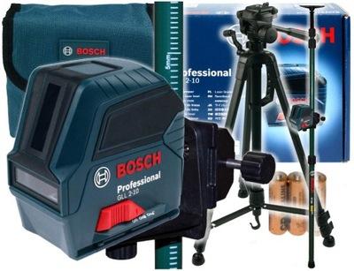ЛАЗЕРНЫЙ ПЕРЕКРЕСТНЫЙ ГСЧ 2 -10 Bosch + ШТАТИВ + КОЛОНКИ