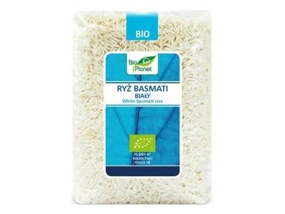 Рис Басмати Белый 1 кг - био Planet эко