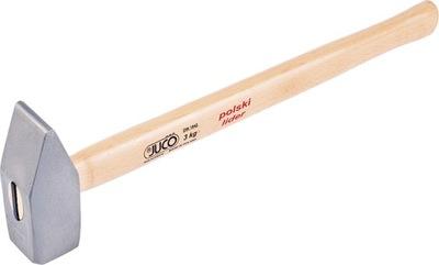 Hammer kováčske kladivo 10kg JUCO silná POLISH KUTY T