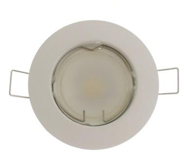 TOOLHOLDER PRE UTLÁČANÍM streche biela BIELA LEJACÍCH 5W LED