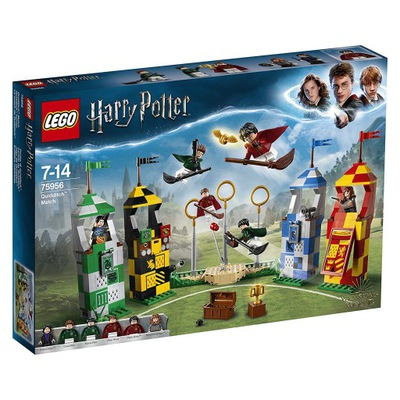 LEGO HARRY POTTER Quidditch Zápas 75956