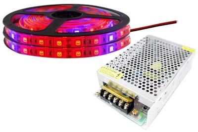 KIT 300 LED pásy svetla IP65 RAST rast rastlín 10m