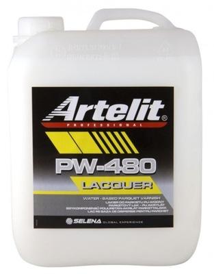 ARTELIT PW-480 Laky polyuretánové vody 5L