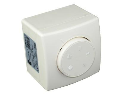 Regulátor rýchlosti - Regulátor otáčania ventilátora 2,5 A až 460 W poľský