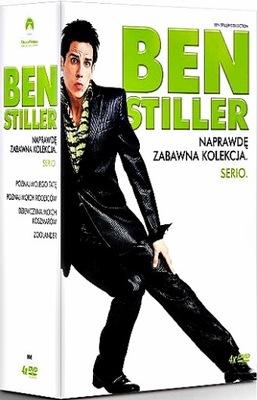 BEN STILLER  NAPRAWDĘ ZABAWNA KOLEKCJA      FOLIA