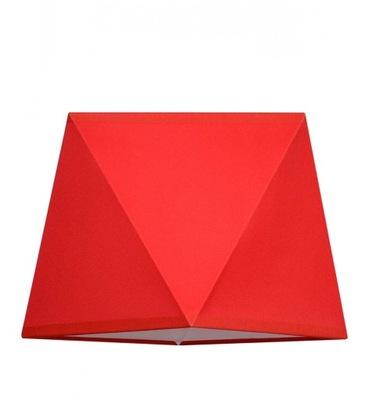 АБАЖУР абажур Алмаз красный для лампы E27