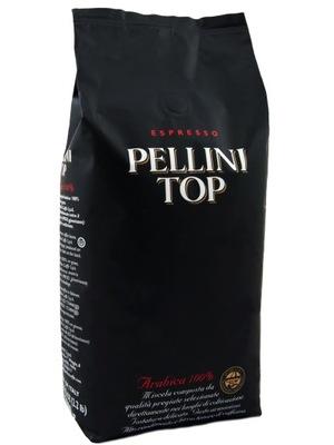 кофе ? зернах Pellini Топ-1кг свежий
