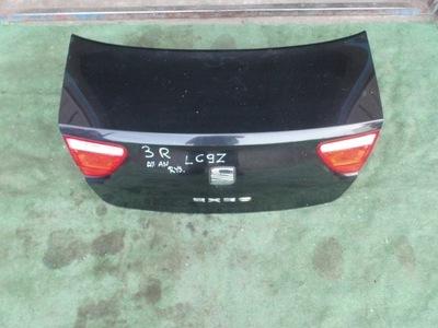 КРЫШКА ЗАДНЯЯ SEAT EXEO 3R СЕДАН 2010R. ЧЕРНАЯ LC9Z
