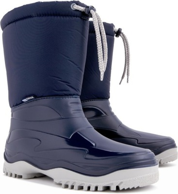 Kalosze, buty ocieplane, śniegowce damskie 39/40