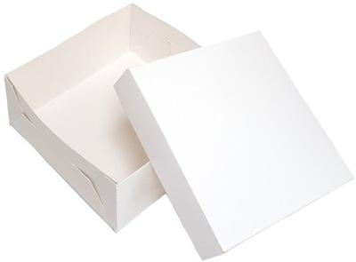 коробка на торт, на торт - 40x40x15 см = 2 ,70