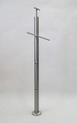 STĹPEC nehrdzavejúcej ocele 42,4 X 960 MM, 3-ARM, TRUBKY
