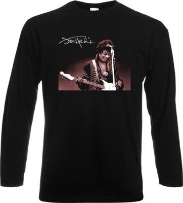 koszulka JIMI HENDRIX long sleeve L *