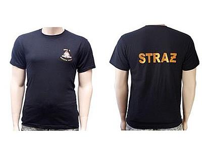 футболки пожарная футболки вышивка пожарная охрана ОПС