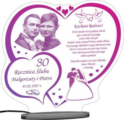 10 20 30 40 50 годовщина СВАДЬБЫ СТАТУЭТКА XL подарок
