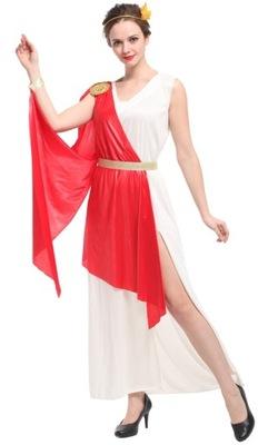 53ba7bb08f Kostium Grecka Rzymska Bogini strój na karnawał - 5935730410 ...