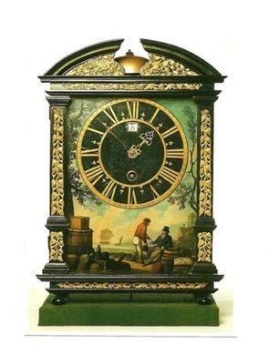 Открытка - Старый часы haski / нач. XIX века. ...
