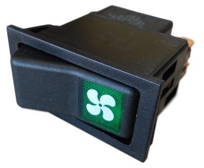 Выключатель переключатель вентилятора вентилятора Off-On