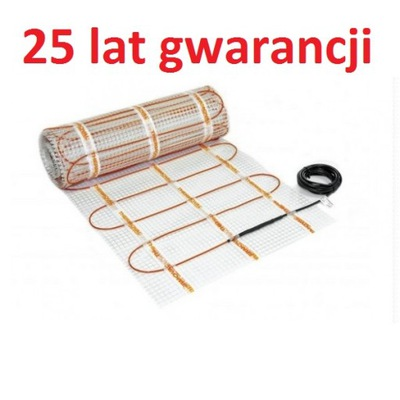 Podlahové vykurovanie - Vykurovacia rohož Thermoval TV TO 50 - 1360 W