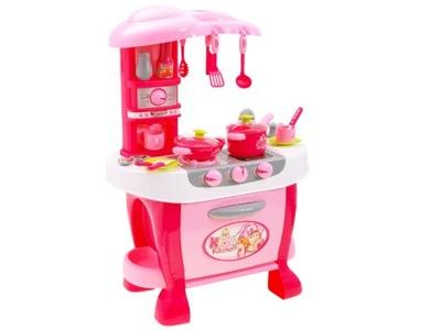 Detská kuchynka - detské KUCHYŇA S PLNOU zariadení RÚRA