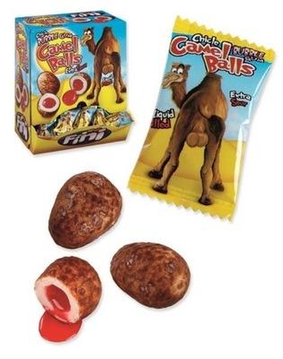 Camel Balls ЯЙЦА Верблюда резинка 10 штук . Резины