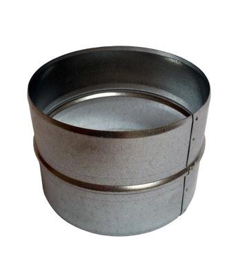 Konektor 200 mm vnútorné potrubie spiro hadice kapota