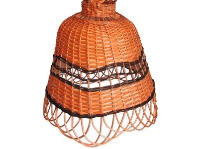 Luster Tkané Luster Viniča Lampa 35 cm FI
