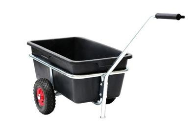 коляска садовый транспортный двухколесную Тачку 135L
