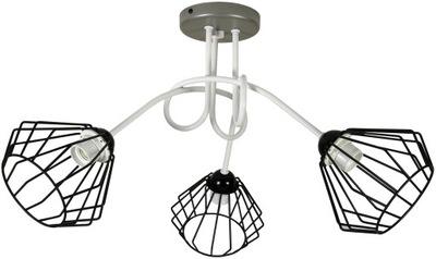 Moderné stropné Svietidlo stropné svietidlo luster LOFT