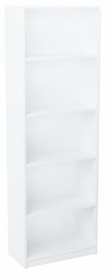 Шкаф офисный для книг скоросшиватели R3 Белый