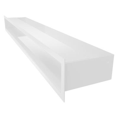 Mriežky LUFT krb biela 9x80 ventilátor