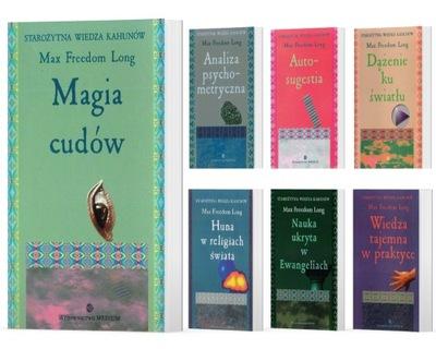 Magia cudów Wiedza tajemna w praktyce Freedom Long