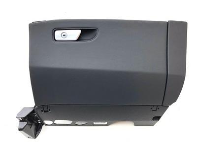 Вещевой ящик переднего пассажира кожа 4M1857035A 25D AUDI Q7 4M