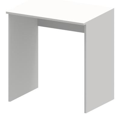 Письменный стол, шкаф БОДО 70R белое маленькие универсальные