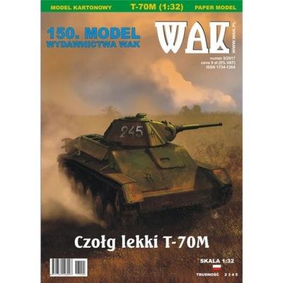 ОАК 5 /17 - Танк Т-70М 1 :32