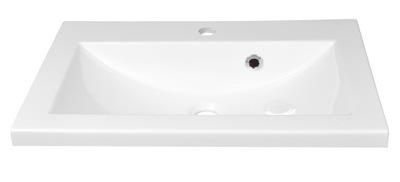 Umývadlo WASHBASIN 60 Nábytok do kúpeľne vložky GŁĘBOKA